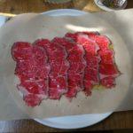 vertelover.nl interactief en informatief magazine over Nederland: restaurant Jackies NYC in Deventer: Carpaccio