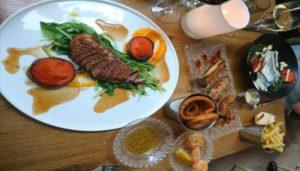 ertelover.nl interactief en informatief magazine over Nederland: restaurant Jackies NYC in Deventer: Cocktail, carpaccio, eendenborstfilet, diner