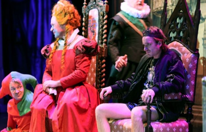 Hamlet Shakespeare theater rotterdam meervaart amsterdam jeugdtheater kindertoneel toneel