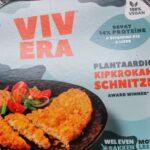 Plantaardige Kipkrokant schnitzel Vivera, vegetarisch, vegan